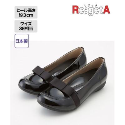 リゲッタ リボンローファー(NSR-1920) シューズ(フラットシューズ) Shoes