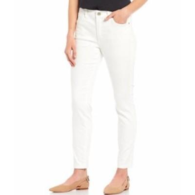 トッミーバハマ レディース デニムパンツ ボトムス Ella Twill Ankle Jeans White