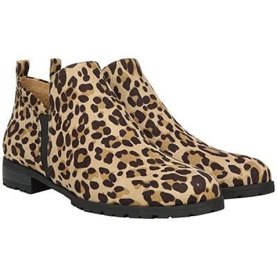 ドクターショール Rollin レディース ブーツ Leopard