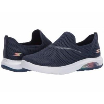 SKECHERS Performance スケッチャーズ レディース 女性用 シューズ 靴 スニーカー 運動靴 Go Walk Air Navy/White【送料無料】