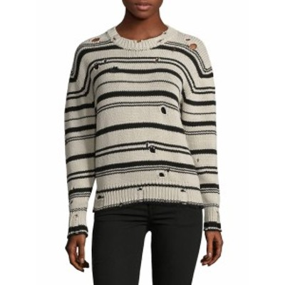 イロ レディース トップス ニット  Iane Cotton S-Sweater