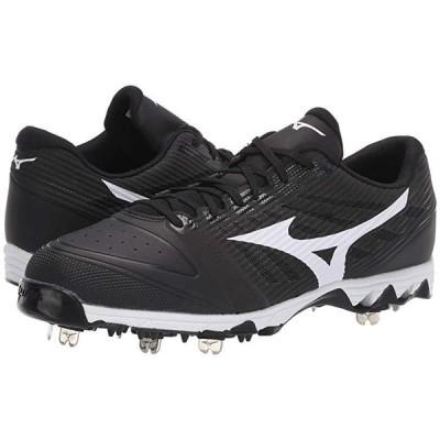 ミズノ 9-Spike Ambition メンズ スニーカー 靴 シューズ Black/White