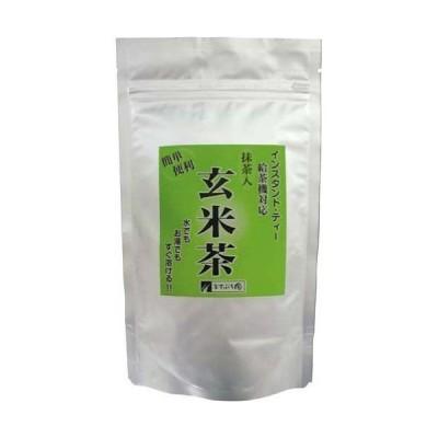 ますぶち園 インスタントティー 抹茶入り玄米茶 100g