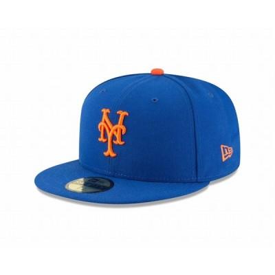 New Era ニューエラ 送料無料 59FIFTY MLBオンフィールド ニューヨーク・メッツ ゲーム