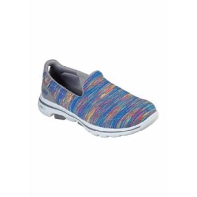 スケッチャーズ レディース スニーカー シューズ Women's Go Walk Sneakers GYMT-GRAY/