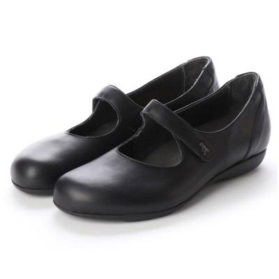 ヨーロッパコンフォートシューズ EU Comfort Shoes Benvado パンプス(24010) (ブラック)