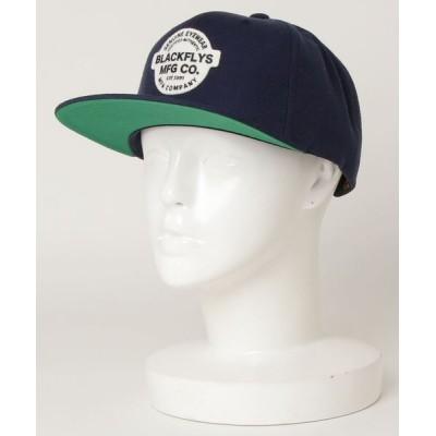 H.L.N.A / 【BLACK FLYS】AUTHENTICA SNAPBACK CAP MEN 帽子 > キャップ