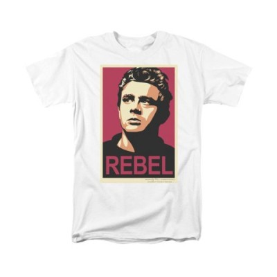 Tシャツ ジェームスディーン James Dean Rebel Campaign Licensed Adult T Shirt