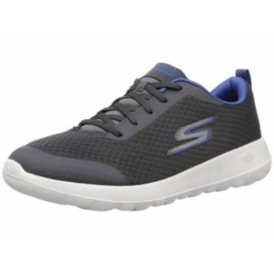 SKECHERS Performance スケッチャーズ メンズ 男性用 シューズ 靴 スニーカー 運動靴 Go Walk Max Charcoal/Blue【送料無料】