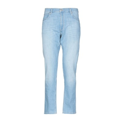 WRANGLER ジーンズ ブルー 32W-32L コットン 99% / ポリウレタン 1% ジーンズ