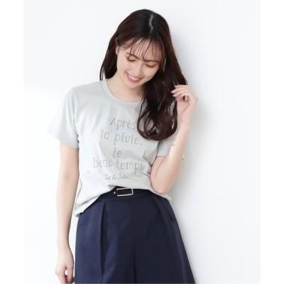 tシャツ Tシャツ ◇フレンチロゴT