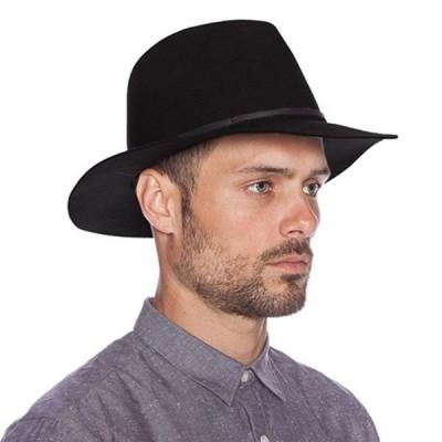 帽子 ファッション ウール 100% ユニセックス 女性 男性 フェルト