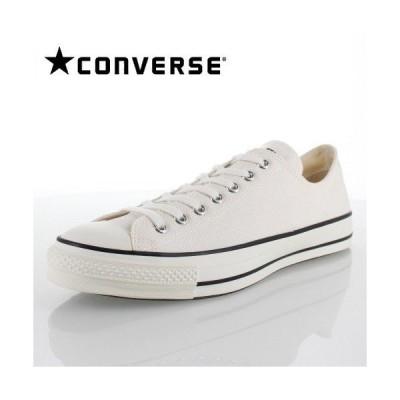 コンバース メイド イン ジャパン スニーカー メンズ キャンバス オールスター J OX ローカット ホワイト 白 日本製 CONVERSE 67430
