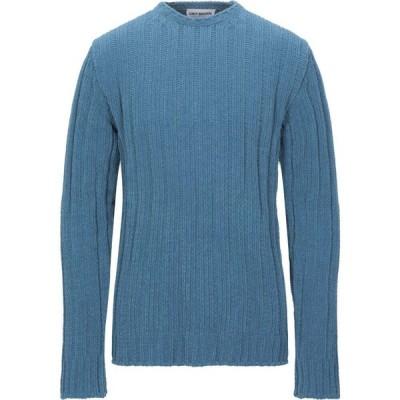 ウミット ベナン UMIT BENAN メンズ ニット・セーター トップス sweater Pastel blue