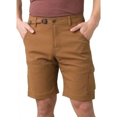 プラーナ prAna メンズ ショートパンツ ボトムス・パンツ Stretch Zion Shorts Sepia