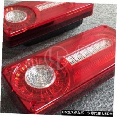 GクラスW463ブレーキライトg63 g65 g500 g550リアランプw463赤いランプテールライトLED