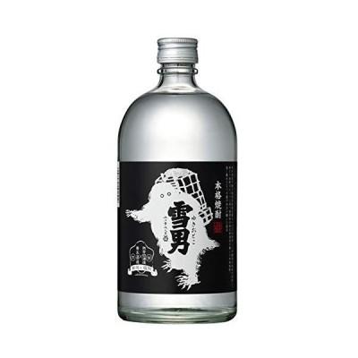 青木酒造 雪男(ゆきおとこ) 焼酎 720ml x 1本 [ 焼酎 25度 720ml ]