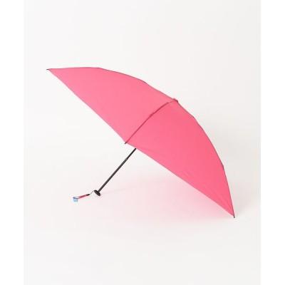 interstaple/インターステイプル ★折りたたみ傘/エクストラライトプレーン ピンク F