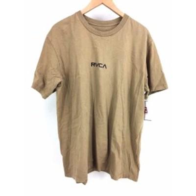 ルーカ RVCA クルーネックTシャツ サイズimport:M レディース 【中古】【ブランド古着バズストア】