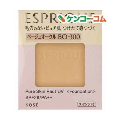 エスプリーク ピュアスキン パクト UV BO-300 ベージュオークル ( 9.3g )/ エスプリーク