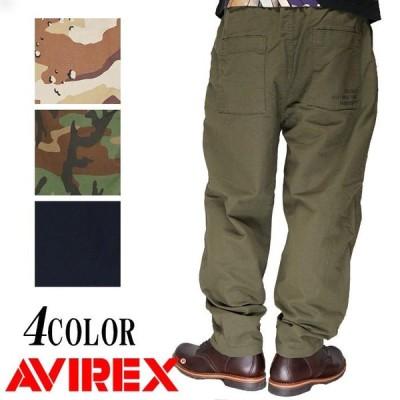 AVIREX アビレックス アヴィレックス リラックス イージーパンツ 6116108