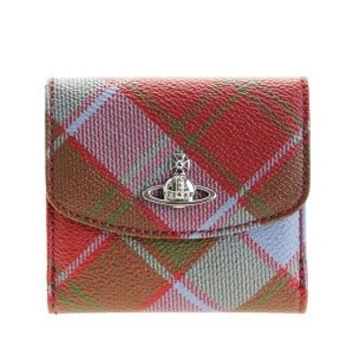 【5%OFFクーポン配布中】【大決算セール】ヴィヴィアン・ウエストウッド 財布 Vivienne Westwood 二つ折り レディース 女性 プレゼント