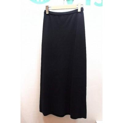伊太利屋 イタリヤ  ロングスカート  7号 ブラック