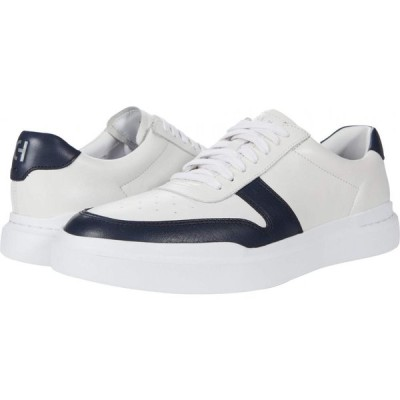 コールハーン Cole Haan メンズ スニーカー シューズ・靴 Grandpro Rally Court Sneaker White/Navy