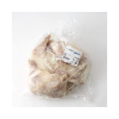 MC 若鶏骨付モモ冷凍Lサイズ 1kg 冷凍・冷蔵 2個