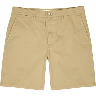ノースプロジェクト Norse Projects メンズ ショートパンツ ボトムス・パンツ Aros sand twill shorts Green