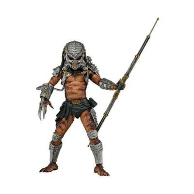 "NECA Predator Series 13 Cracked Tusk Predator 7"" Scale Action Figure 並行輸入品"