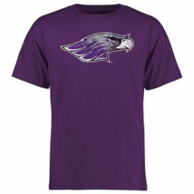 Fanatics Branded ファナティクス ブランド スポーツ用品  Wisconsin-Whitewater Warhawks Purple Big & Tall Classic Primary T-Shirt