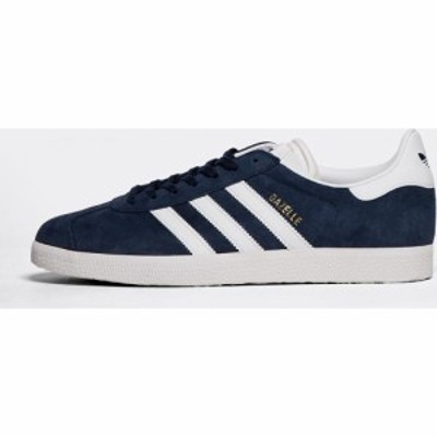 アディダス adidas Originals メンズ スニーカー シューズ・靴 Gazelle Trainer Collegiate Navy/White