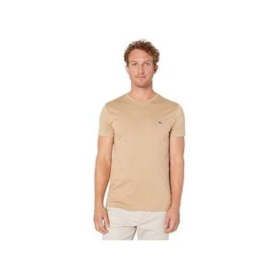 ラコステ Short-Sleeve Pima Jersey Crewneck T-Shirt メンズ シャツ トップス Viennese