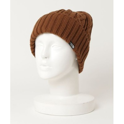 atmos pink / THE NORTH FACE CABLE BEANIE / ザ・ノース・フェイス ケーブルビーニー MEN 帽子 > ニットキャップ/ビーニー