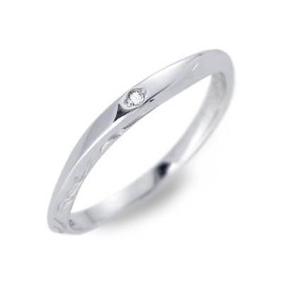 リング 指輪 メンズ MU-RA シルバー ダイヤモンド 4月の誕生石 彼氏 誕生日プレゼント ギフト