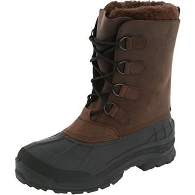 カミック メンズ ブーツ Kamik Men's Alborg Cold Weather Boot