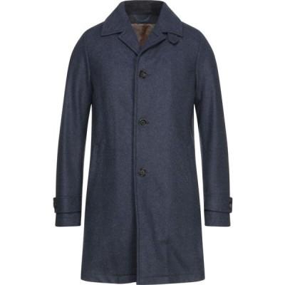 ドルモア DRUMOHR メンズ コート アウター Coat Dark blue
