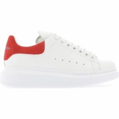 アレキサンダー マックイーン Alexander McQueen レディース スニーカー シューズ・靴 Oversize Sneakers White