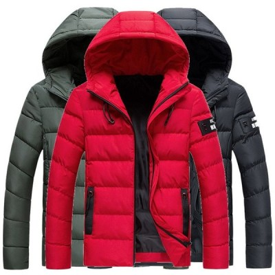 中綿ジャケット メンズ ジャケット 綿入れ アウトドア 防寒着 保温 防風 軽い 冬服 秋物 秋冬 メンズファッション