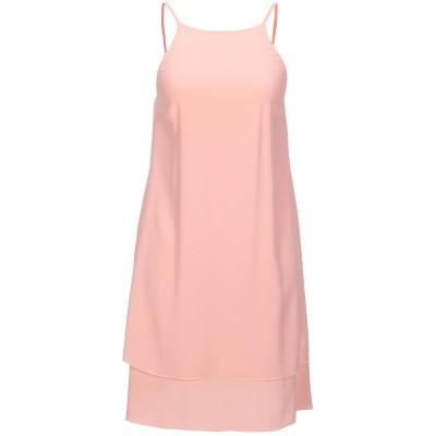 カルラ ジー CARLA G. ミニワンピース&ドレス ピンク 40 アセテート 68% / シルク 32% ミニワンピース&ドレス
