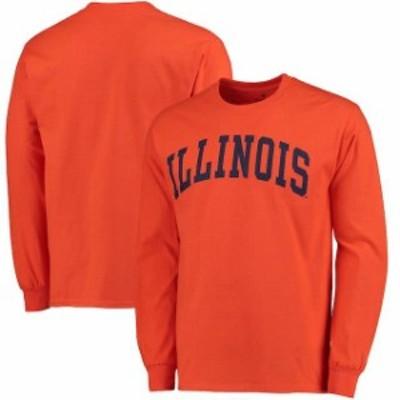 Fanatics Branded ファナティクス ブランド スポーツ用品  Fanatics Branded Illinois Fighting Illini Orange Basic A