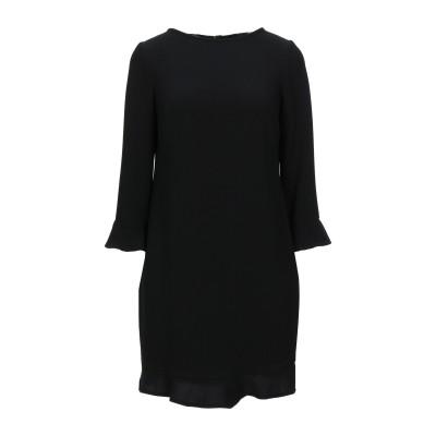 TOY G. ミニワンピース&ドレス ブラック 42 ポリエステル 94% / ポリウレタン 6% ミニワンピース&ドレス