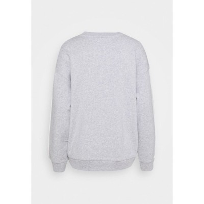 アメリカンイーグル パーカー・スウェットシャツ レディース アウター BRANDED CREW - Sweatshirt - heather gray