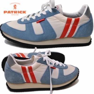 PATRICK CALIFORNIE パトリック スニーカー 靴 カリフォルニー WHT ホワイト メンズ 新定番
