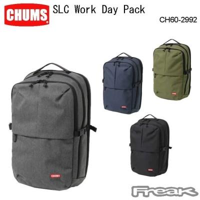 CHUMS チャムス パックパック CH60-2992<SLC Work Day PackSLCワークデイパック(デイパック|リュック)>※取り寄せ品