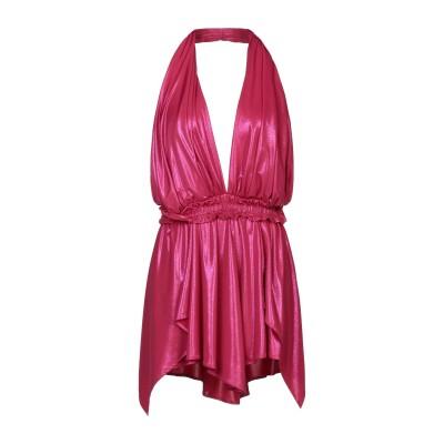 NORA BARTH ミニワンピース&ドレス ガーネット 40 ポリエステル 92% / ポリウレタン 8% ミニワンピース&ドレス