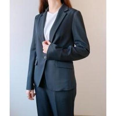 MEW'S REFINED CLOTHESウォッシャブルテーラードジャケット【お取り寄せ商品】