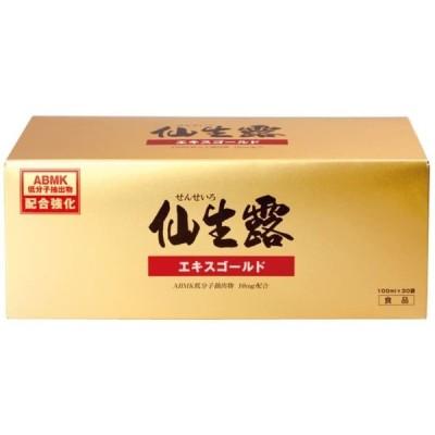 仙生露 エキスゴールド 100mL×30袋