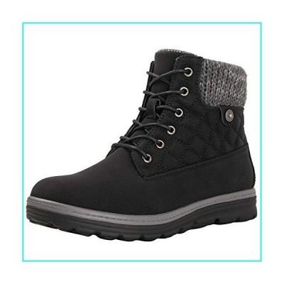 【新品】GLOBALWIN Women's 1826 Black Fashion Boots 8M(並行輸入品)